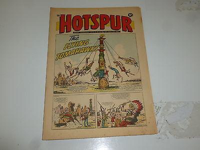 No 704 UK Paper Comic Date 14//04//1973 THE HOTSPUR Comic