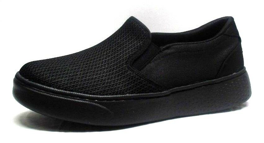 Skechers Women's Flat Super-Cup Coastlines Slip On Shoes, Black, Sizes 7 & 10