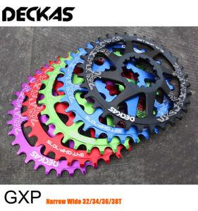 DECKAS-MTB-Bike-32-38t-Chainring-GXP-Narrow-Wide-for-SRAM-XX1-XO1-X1-GXP-XO-X9