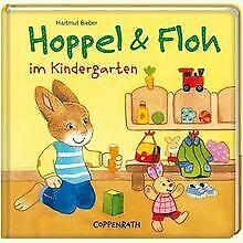 Hoppel & Floh im Kindergarten: Verkaufseinheit de Bieber, ... | Livre | état bon