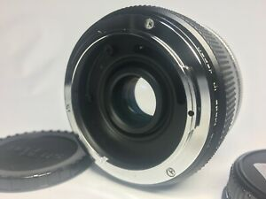 *Mint* Kenko 2x CFE Macro Teleplus MC7 Lens for Canon FD Mount from Japan