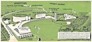 Jamestown Festival Park VA 1991 i   In 1907, the Jamestown