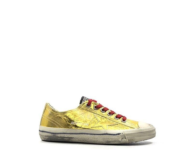 Scarpe GOLDEN GOOSE Pelle Donna GIALLO Pelle GOOSE naturale G31WS639-P9 3a5973