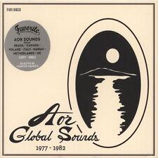 V.A. - AOR Global Sounds (CD - 2015 - EU - Original)
