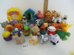 Fisher-Price-Alphabet-Zoo-Carnival-Little-People-Choose-Shipping-Discount-on-2
