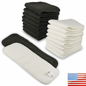 Reusable-Washable-Inserts-Boosters-Liners-For-Real-Pocket-Cloth-Nappy