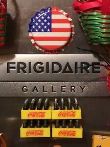 3D-Coca-Cola-Fridge-Magnet-Lot-Handcrafted-2-Cases