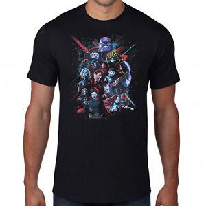 Avengers End Game Thanos Captain Adult /& Kids Tee Top Marvel Legends T-Shirt