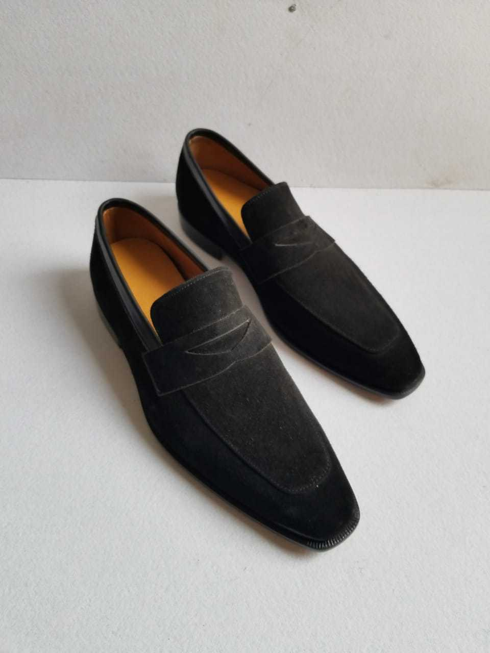 Maßschuhe Männer handgemachte formaler Mokassins Mokassins Mokassins Leder Quast 459d33