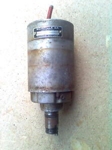Porsche-356-VW-Kaefer-Industriemotor-Zuendverteiler-Scintilla-402Z247-Oldtimer