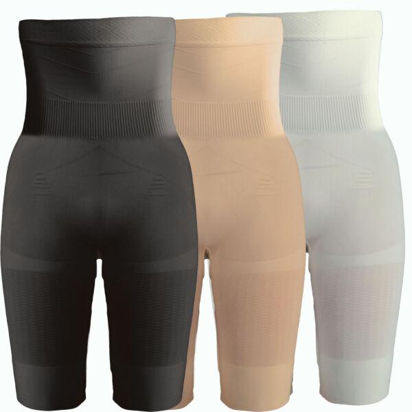 Damen Mieder Miederhose Shapewear Taillenformer Schlüpfer Bauchweg Wäsche