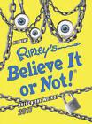 Ripley's Believe it or Not! 2017 by Cornerstone (Hardback, 2016)
