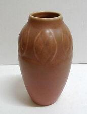 Rookwood Antique Vase 1918  Matte Pink