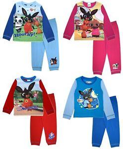 Boys Toddler Bing Pyjamas 12mths-4yrs Pyjama Set FREE UK P/&P