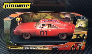 Pioneer P017 1969 Dodge Charger, Moonshine Run, Général Lee, inutilisé