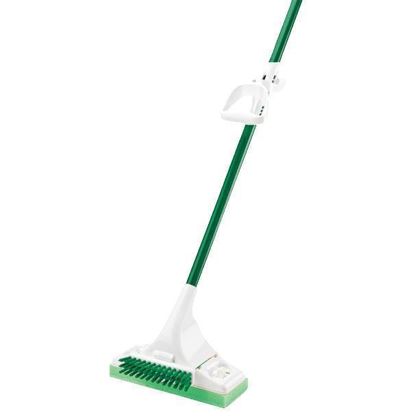 4 Pk Libman 9  Head X 53.75  Long Gator Sponge Brush Floor Cleaning Mop 3020