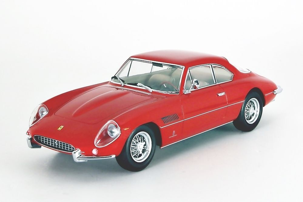 FERRARI 400 SUPERAMERICA 1962 Rouge KK-Scale 1 18 Nouveau Neuf dans sa boîte