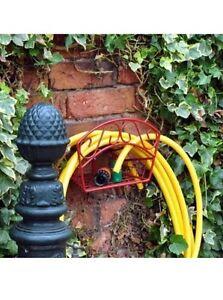 garden hose hangers metal