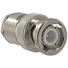 Lot Amphenol Rf Connector 31 21 Bnc Male Clamp 50 Rg596271140210302 Usa