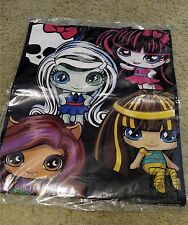 SDCC 2016 Monster High Minis Shopping Tote Swag Bag Promo