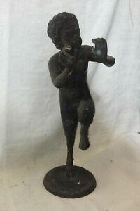 Scultura-in-bronzo-del-039-900-cm-39x14-Antikidea