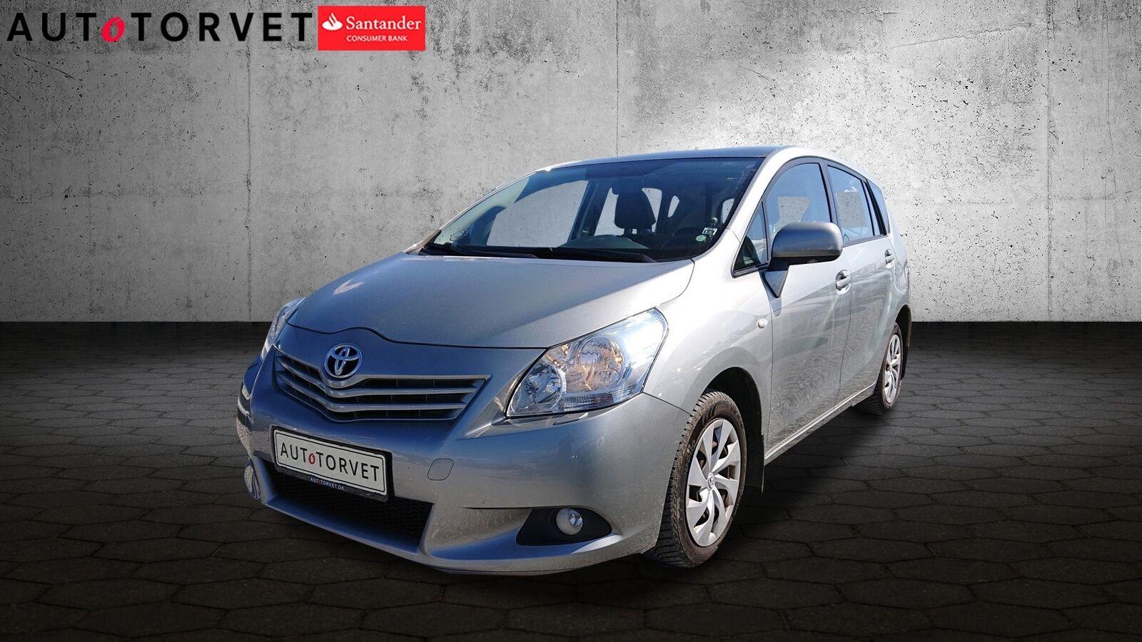 Toyota Verso 2,0 D-4D TX 7prs 5d - 69.700 kr.