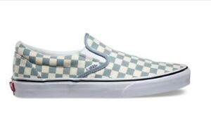 mens vans checkerboard slip on nz