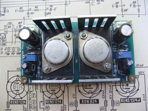 TDA1541,PCM58,PCM63,AD1862 abbasaudio dual voltage regulator 2N3055 PCB