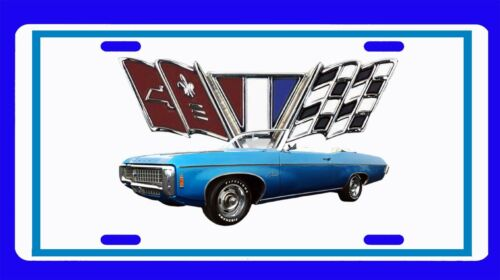 FREE SHIPPING!! NEW Chevy Impala License Plate!