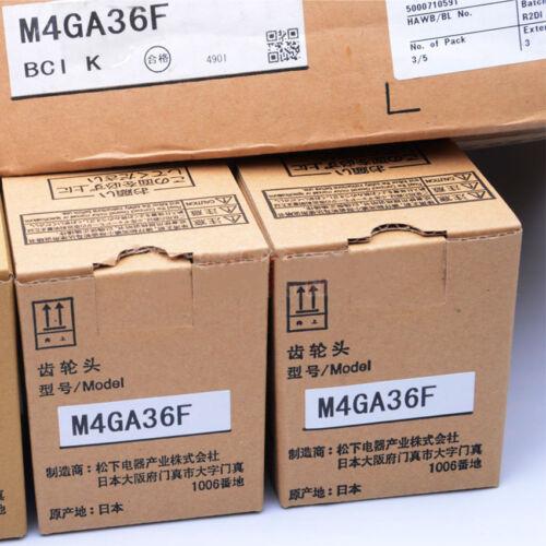 1PC New IN BOX Panasonic M4GA36F