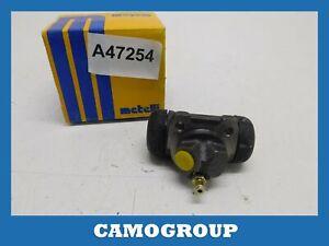 Cylinder Rear Brake Rear Wheel Brake Cylinder Metelli RENAULT Rapid