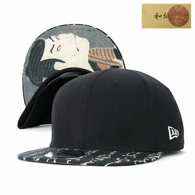 NEW ERA × ONSPOTZ 59FIFTY Cap Hat Fitted Exclusive Model YOLO Black Japan