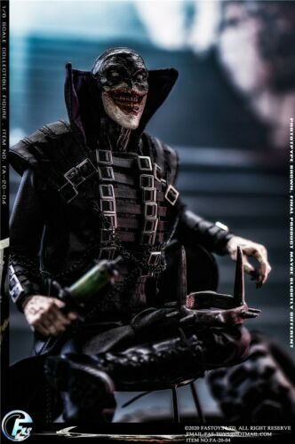 """FASToys 1//6 Death Metal Laughing Bat FA-20-04 Action Figure 12/"""" Body Doll Model"""