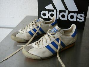 Details zu adidas vintage Rom UK 5 70iger