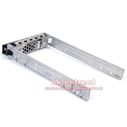 """G176J Dell 2.5/"""" Hard Drive Caddy Tray for R620 R630 R715 R815 R730 R810 R610 USA"""