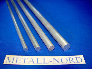 Aluminium-Rundstange-6-bis-80mm-034-Laenge-waehlbar-034-AlMgSi0-5-AW-6060-Modellbau