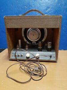 Vintage-1950-039-s-Sound-Projects-Co-R200B-TUBE-GUITAR-AMPLIFIER