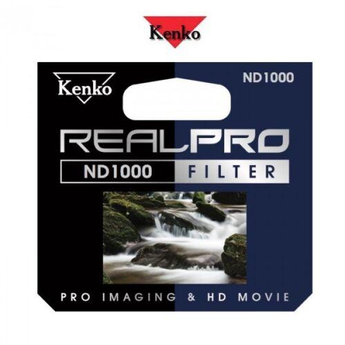 Filtro Kenko Real Pro ND1000 10 pasos 77mmBargainFotos