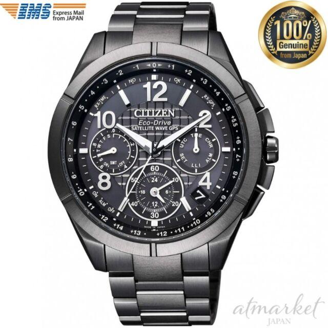 68f760248dd Citizen Watch Attesa Eco Drive GPS Satellite Radio Clock F900 Cc9075 ...