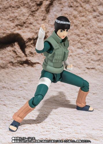 Figuarts Naruto Rock Lee action figure Tamashii Exclusive Bandai U.S seller S.H