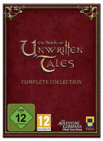 The Book Of Unwritten Tales Complete Collection Pc Mac Linux Neu Ovp