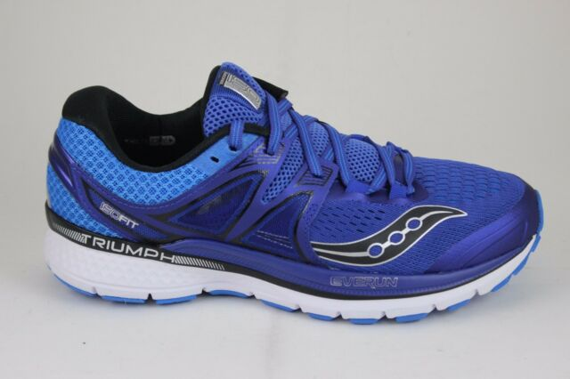 Saucony Shoes Blue Running Silver Trainers Iso Mens Triumph 3 5 11 w0OPN8nXk
