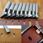 Leather Craft Rectangle Punch Hole Tools More Models Puncher Tools Square Hole N