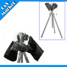 New SLR camera universal Rain Cover Protector for Canon EOS 6D 650D 550D 600D