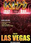 KISS - Live In Las Vegas (DVD, 2002)