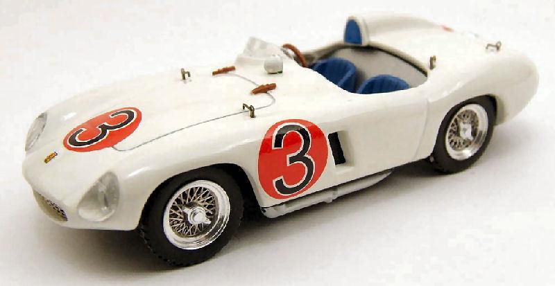 Ferrari 750 Monza  3 B. Hills 1955 1 43 Model 0192 ART-MODEL