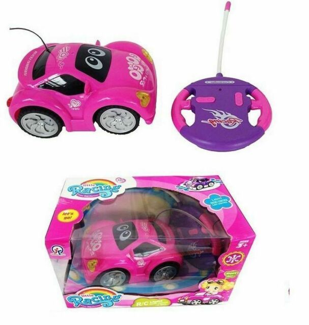 NEW Glitter Girl My Little Racer Pink RC Car by Toy King