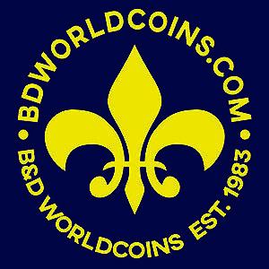 B&D World Coins