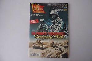 Vae-Victis-31-En-Pointe-Toujours-Normandie-1944-Strategy-Game-Magazin