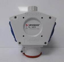 Mennekes DELTA-BOX 16A-6h 200/346V-240/415 ~ IP44 TYP 1385 NEU
